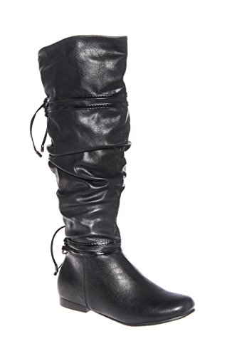 Girl's No Slouch Low Heel Boot