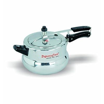 Signoracare Pressure Cooker Handi 3.5 Litres