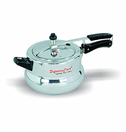 Signoracare-Handi-Aluminium-3.5-L-Pressure-Cooker
