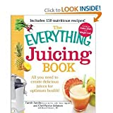 The Everything Juicing Book byCormier