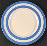 TG Green (England) Cornish Blue-Cream (Shield Stamp) Service Plate (Charger), Fine China