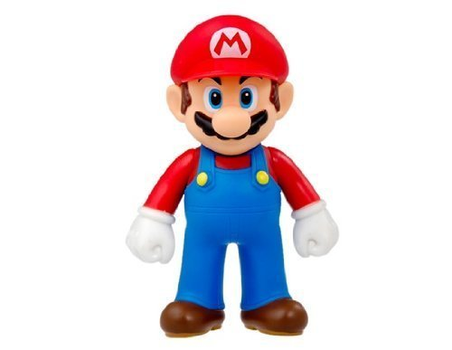 PVC Super Mario Bros Mario Action Figure