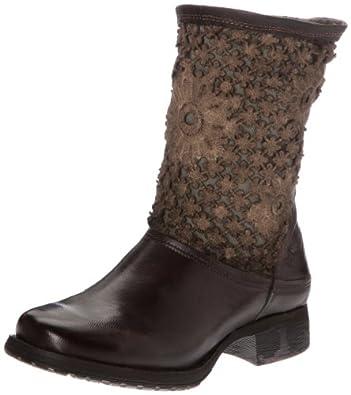 Bunker Pic, Boots femme - Marron (L Smoky), 39 EU