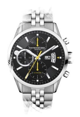 Raymond Weil Freelancer Chronograph Mens Watch 7730-ST-20101