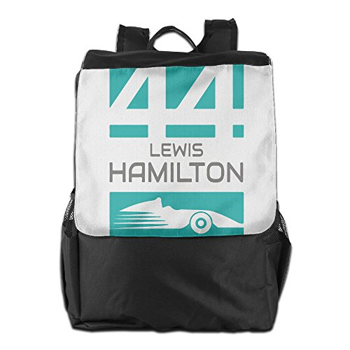 Amurder Outdoor Lewis Hamilton 44 F1 Travel Backpack ...