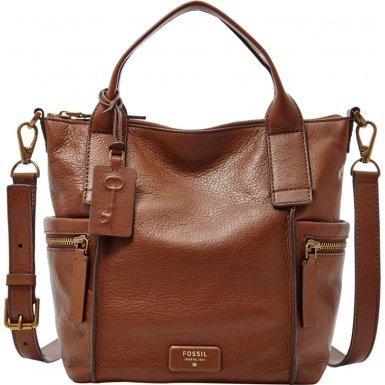 fossil-emerson-medium-satchel-brown