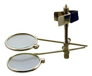 SE - Loupe - Double Lens, Clip, 5x, 24mm