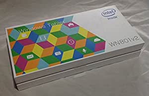 MouseComputer WN801V2-W ホワイト 8型 Windows 8.1搭載タブレットPC Office Home and Business 2013標準搭載