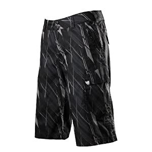 Fox Sergeant Mountain Bike Short,Black Camo,34-Inch