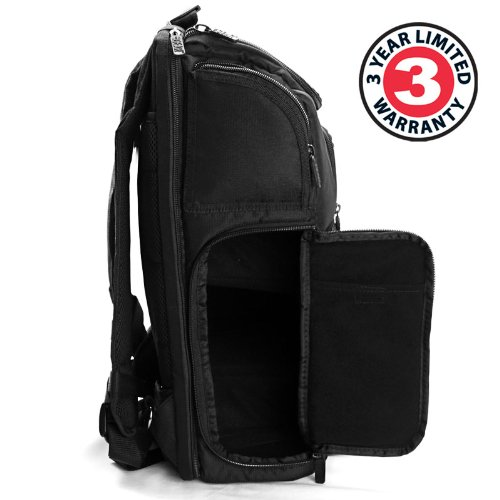 Professional-Gear-Backpack-for-Cameras-Laptops-and-Accessories-by-USA-Gear-Works-with-Canon-EOS-Rebel-T6-1D-X-Mark-II-PowerShot-G7-X-Mark-II-and-Many-Other-DSLR-Mirrorless-Instant-Cameras