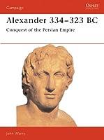Alexander 334-323 BC