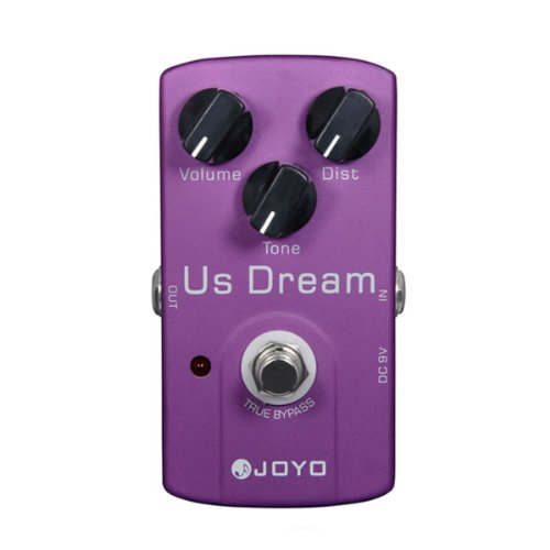 Joyo Jf-34 Us Dream Distortion Pedal Features A Simple Layout But Undeniably Crisp And Clear Harmonics