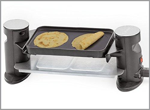 trisa raclette connect 2 plus 2 raclette grill. Black Bedroom Furniture Sets. Home Design Ideas