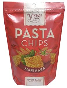 Vintage Italia Pasta Chips Marinara -- 5 oz