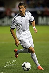 クリスティアーノ・ロナウド ポスター Ronaldo (Autograph)