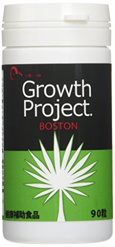 毛髪大作戦Growth Project. BOSTON(ボストン) 育毛サプリメント 3ヵ月分(270粒)