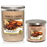 Yankee Candle Multi Wick Candle (Warm Spice) - Medium - 12.5oz