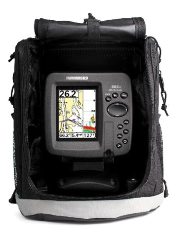 FISH FINDER, 385CI COMBO PORTABLE