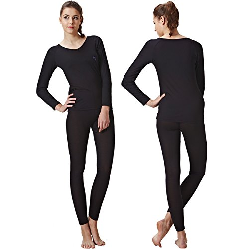 GV2 Premium Womens Cold Weather Winter Thermal Long John ...