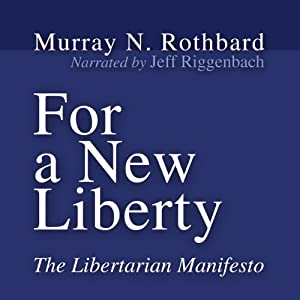For a New Liberty Audiobook