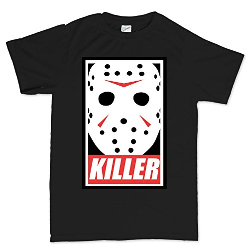 Mens Jason Voorhees Killer Halloween T Shirt