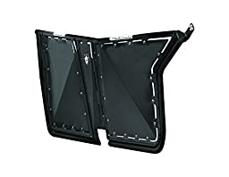 Pro Armor P101205BL Black Door Set with Cut Outs