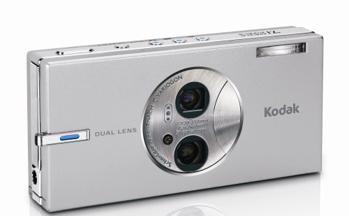 Kodak EasyShare V705 is one of the Best Point and Shoot Digital Cameras Overall Under $200