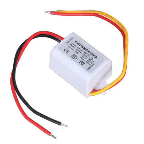 Keedox® Dc/Dc Converter 12V Step Down To 3.3V 3A Power Supply Module, Non-Isolated