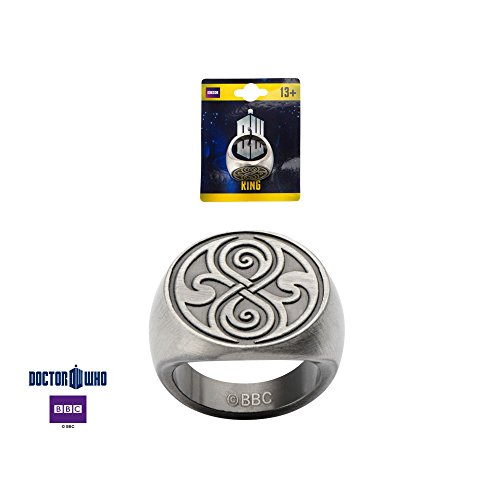 Doctor Who Seal Of Rassilon Ring | 8 (Doctor Who Seal Of Rassilon Ring compare prices)
