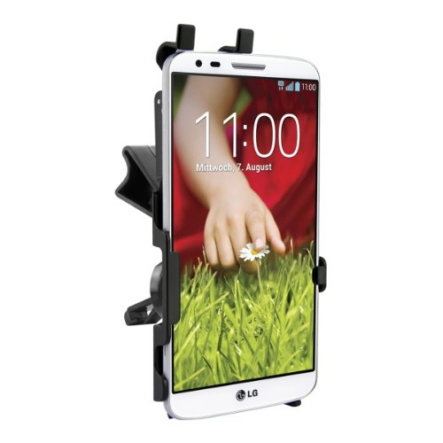 Car vent mount for LG G2 with perfectly fitting shell - Turn