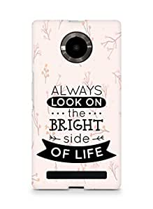 Amez Always look on the Bright Side of Life Back Cover For YU Yupheria