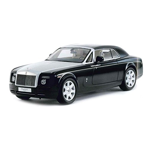 kyosho-118-original-rolls-royce-phantom-coupe-schwarz-metallic-diamond-black