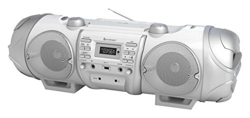 Soundmaster SCD 8000AN Radiorekorder ( CD-Player,MP3 Wiedergabe )