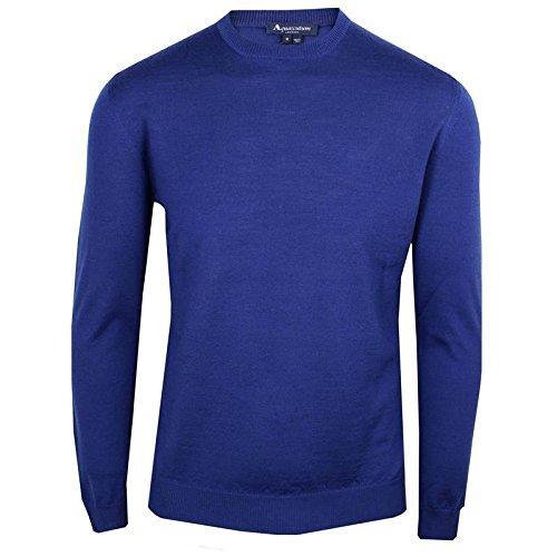 aquascutum-jersei-para-hombre-azul-azul-medium