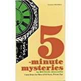 Five-Minute Mysteries: Cases from the Files of Ed Noon (059005368X) by Avallone, Michael