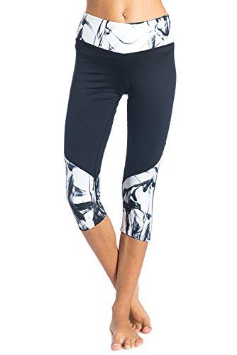 Costume da bagno da donna Rip Curl Active Crop Leggings, black, m, GAWAC4
