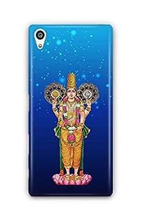 YuBingo Bhagwan Dhanwantari Designer Mobile Case Back Cover for Sony Xperia Z5 Premium / Z5 Plus