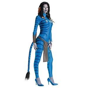 Damen-Kostüm Neytiri aus Avatar