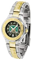 Ohio Bobcats Competitor AnoChrome Ladies Watch with Two-Tone Band