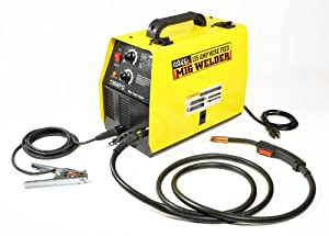 Hot Max 135WFG 135 Amp Gas Ready MIG Welder from Hot Max