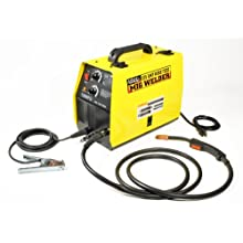 Hot Max 135WFG 135 Amp Gas Ready MIG Welder