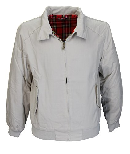 Warrior -  Cappotto  - Giacca - Uomo Biege Large