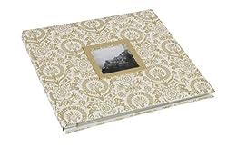 Martha Stewart Crafts 12-by-12-Inch Fashion Album, Elegant Foil