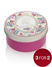 Floral Collection Vintage Forget-Me-Not Fragrant Hand Balm 75ml