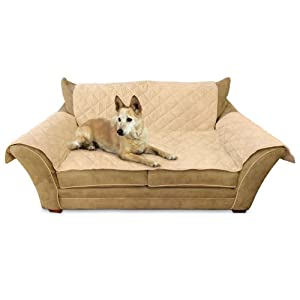 K&H Furniture Pet Cover for Loveseat, Tan