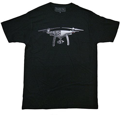 dji-t-shirts-technical-drawing-t-shirts-drone-t-shirt-Phantom-4-t-shirts-funny-tee