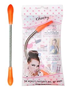 Premium Gesichtshaarentferner Spirale Feder Epilierer Tool Stift in Pink von Cheeky®