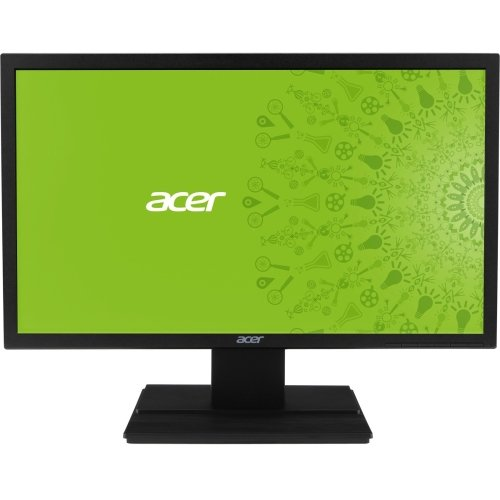 "Acer, Inc - Acer V246Hl 24"" Led Lcd Monitor - 16:9 - 5 Ms - Adjustable Display Angle - 1920 X 1080 - 16.7 Million Colors - 250 Nit - Full Hd - Speakers - Dvi - Hdmi - Vga - 20.90 W - Black - Epeat Gold, Tco Certified Displays 6.0 ""Product Category: Comput"