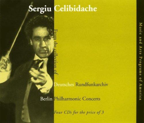 Sergiu Celibidache In Berlin: The Early Years, 1945-1948, Deutsches Rundfunkarchiv