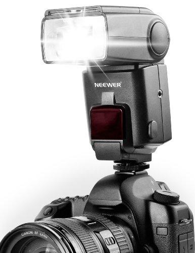 NEEWER TT660 Speedlite Flash Light For Canon/Nikon/Olympus/Pentax Digital SLR Cameras GN58